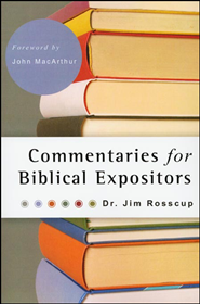 Commentaries for Biblical Expositors